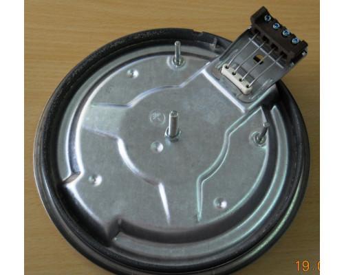 ELECTRIC PLATE D=180 220V 2KV EGO 13.18474.040, зам.099676, ...