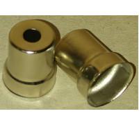 Колпачек СВЧ магнетрона LG, D=15/13mm (круглое отверстие) KMG002