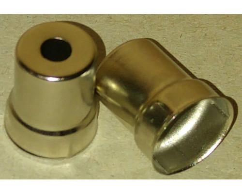 Колпачек СВЧ магнетрона LG, D=15/13mm (круглое отверстие)...