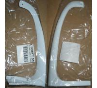Ручка нижняя (белая) для хол-ка INDESIT (WL539) L857155
