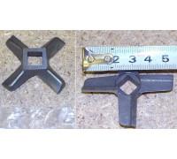 Нож для мясорубки Zelmer №8, односторонний, зам. ZL005, MGR104BO A755469