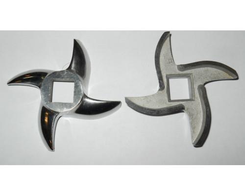 Нож для мясорубки PANASONIC, (a16.5, b62, h10.5mm), зам. MGR...