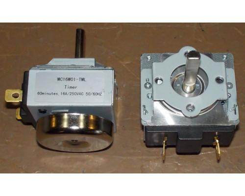 Механический таймер DKJ-Y1, 60минут, 16A-250V (MC16W01-TML)...
