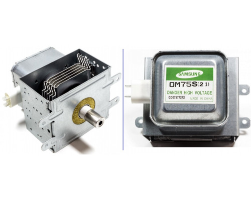 Магнетрон OM75S(21) 900w SAMSUNG, (LG-2M214-240GP)...