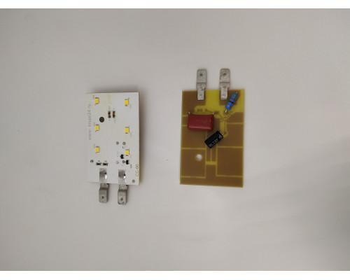 Светильник светодиодный СС-06 холодильника Бирюса 1309080006...