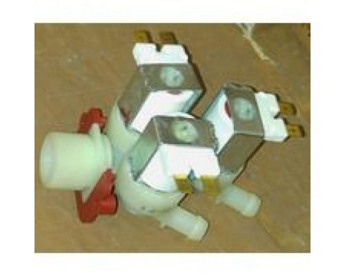 Электроклапан заливной для стиральной машины  3Wx180, артику...
