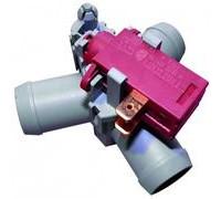 Электроклапан отводной для стиральной машины HANSA, KAISER, оригинальный код: 8010467, альтернативные коды:  62AB024, АА5200, VAL000AA ЭК-09