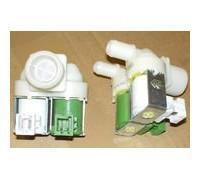 Электроклапан для стиральной машины BEKO, BLOMBERG  2W x 180, на защелках, под маленькие фишки, оригинальный код: VAL021ZN, альтернативные коды: 2906870100, 3792260808, 3792260725, 3792260717, ZN5212  ЭК-16