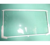 Полка стекло основная с обрамлением для холодильника АТЛАНТ, МИНСК  769748500700 769748500700