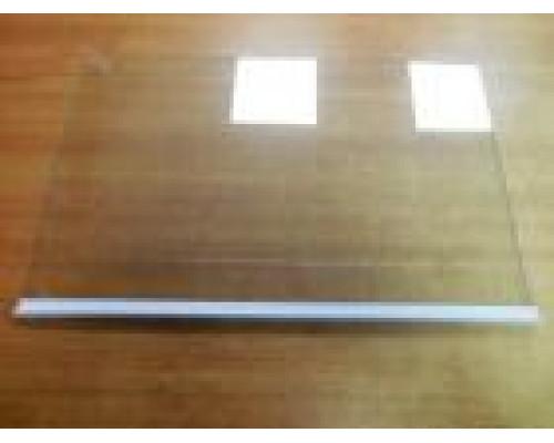 Полка стекло с профилем над ящиком для холодильника ARISTON,...