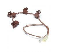 Включатель электроподжига для газовых плит ELECTROLUX, AEG, ZANUSSI артикул 3570571400 1024-01