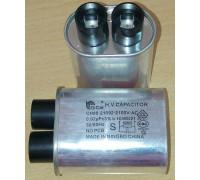 Конденсатор на СВЧ 0.92мкФ 12AG100