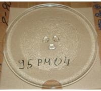 Тарелка СВЧ 255mm 95pm04