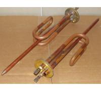 Тэн для водонагревателя ARISTON /АРИСТОН 2000W, тип RCF, 450 мм / под длинный термостат, медь, оригинальный код: WTH013UN, альтернативные коды: WTH112UN, WTH013UN, t.34011240, t.3401261 ТВН-13