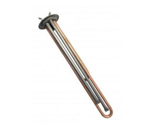 ТЭН для водонагревателя Термекс 2000W(700+1300), медь, Ø64, ...