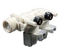 Электроклапан заливной для стиральной 2WxMerloni (кллеммы mini), оригинальный код: VAL021ID, альтернативный код: 093843, 62AB019, VAL021ID, AR5202 ЭК-17