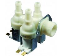 Электроклапан заливной для стиральной машины 3Wx90, оригинальный код: 62AB315 , альтернативные коды: VAL121UN, AV5203, 481981729327 49031827 ЭК-04