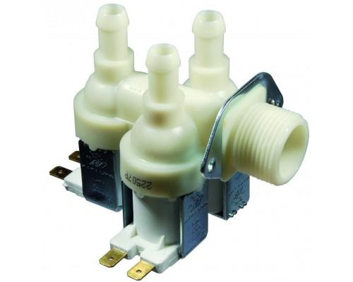 Электроклапан заливной для стиральной машины 3Wx90, оригинал...